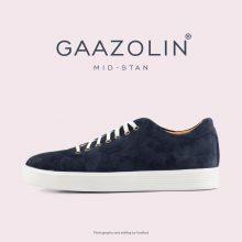 کتانی گازولین مید-استن سرمه ای جیر - GAAZOLIN MID-Stan Navy Blue