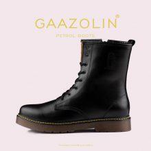 بوت پترول گازولین مشکی - GAAZOLIN Petrol Boots BLK