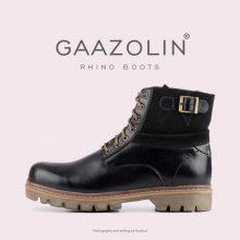 بوت راینو گازولین مشکی - GAAZOLIN Rhino Boots BLK