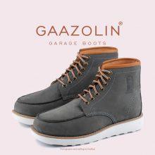 بوت گاراژ گازولین دودی - GAAZOLIN Garage Boots Smoked Pearl