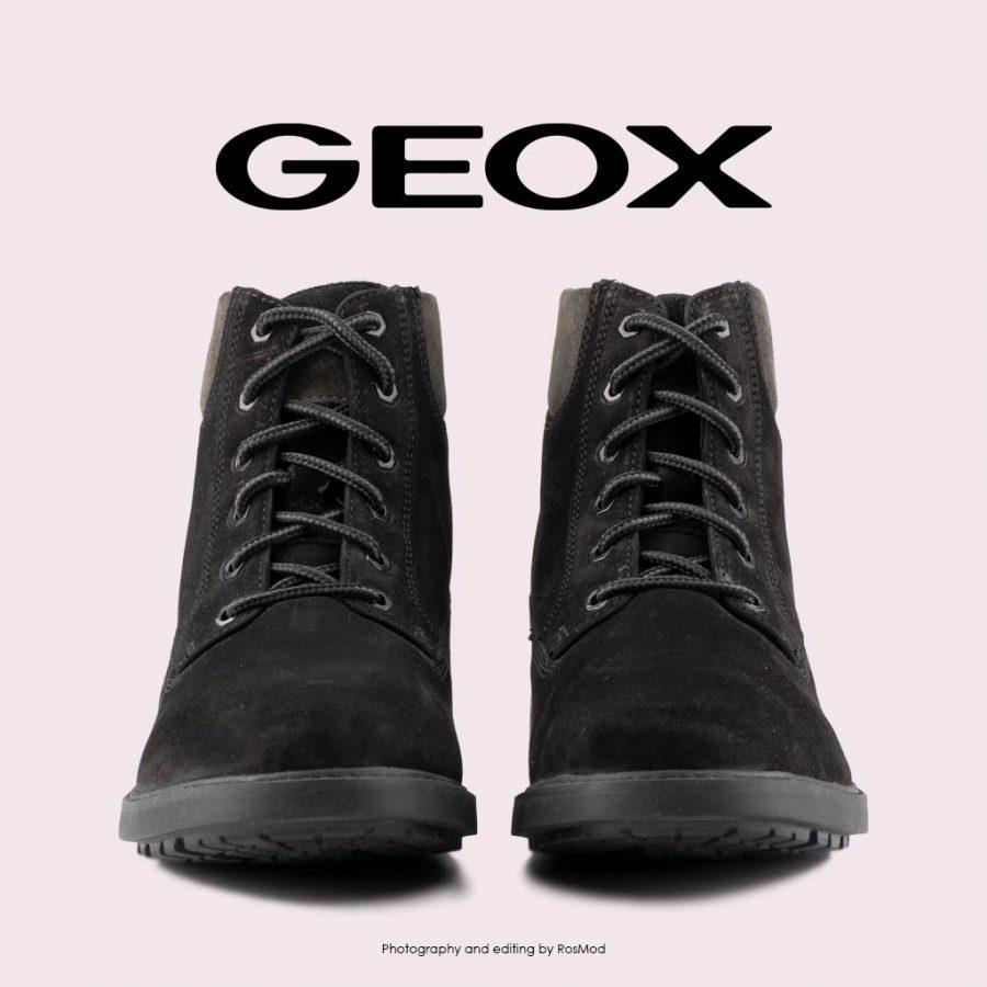 بوت – Geox Hiking Boots Norwolk Black