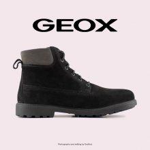 بوت - Geox Hiking Boots Norwolk Black