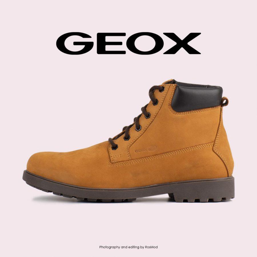 بوت – Geox Hiking Boots Rhadalf Biscuit