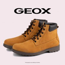 بوت - Geox Hiking Boots Rhadalf Biscuit