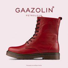 بوت پترولیوم گازولین چیلی - GAAZOLIN Petroleum Boots Red Hot Chili