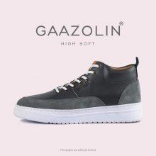 کتانی ساقدار گازولین های سافت طوسی - GAAZOLIN High Soft Grey