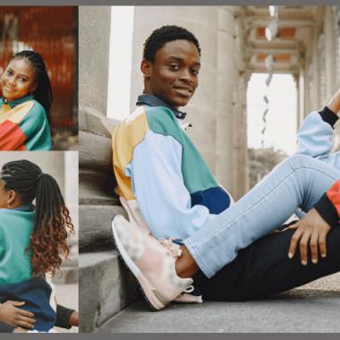 لباس هماهنگ زوج ها: از یک گرایش تا نمایش مد