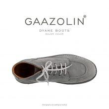 بوت ژیان گازولین دودی - GAAZOLIN Dyane Boots Major