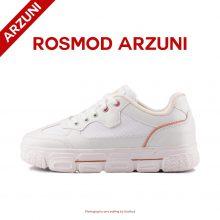 کفش راحتی جینتو سفید - Jintu White