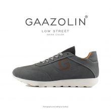 کتانی بدون ساق استریت گازولین اکسید - GAAZOLIN Low Street Blue Oxide