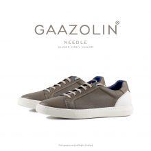 کتانی گازولین زیتونی - GAAZOLIN Needle Silver-Grey