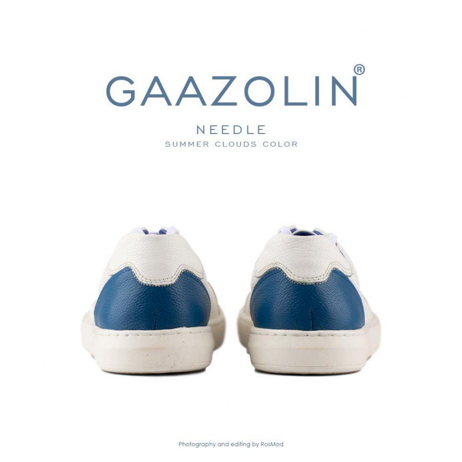 کتانی گازولین نیدل سفید – GAAZOLIN Needle Summer Clouds
