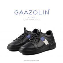 کتانی نیتروژن گازولین مشکی - GAAZOLIN Nitro Black Cover