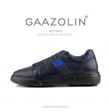 کتانی نیتروژن گازولین سرمه ای تاریک - GAAZOLIN Nitro Dark Ocean Blue