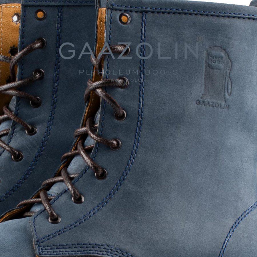 بوت پترولیوم گازولین آبی شاین – GAAZOLIN Petroleum Boots R&B