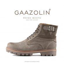 بوت راینو گازولین زیتونی - GAAZOLIN Rhino Boots Aku-iro