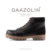 GAAZOLIN Rhino-Two Boots BLK
