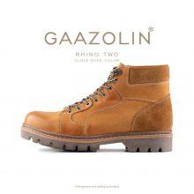 بوت راینو-تو گازولین شتری - GAAZOLIN Rhino-Two Boots Clove-Dyed