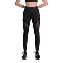 لگ اسلیم ورزشی مشکی/مشکی - Agi Slimming Sportive Leggings Siyah/Siyah