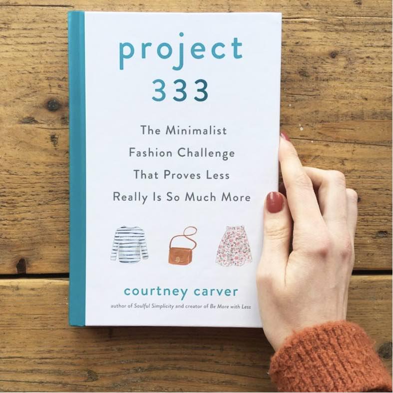 از پروژه ۳۳۳،چالش مد مینیمال چه میدانید؟