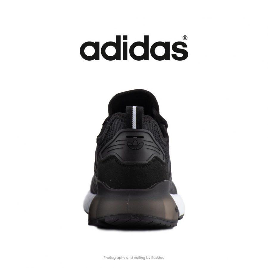 کتانی پیاده رودی زنانه آدیداس مشکی – Adidas ZX 2K Boots Black
