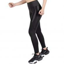لگ اسلیم ورزشی مشکی - 24643 Agi Slimming Sportive Leggings Siyah