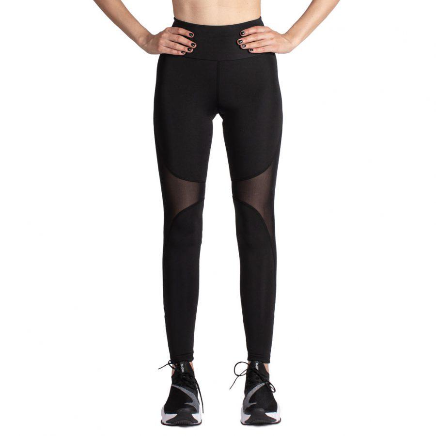 لگ اسلیم ورزشی مشکی/مشکی – ۲۴۶۴۴ Agi Slimming Sportive Leggings Siyah/Siyah
