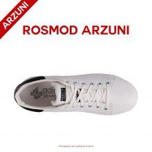 کتانی آدیداس استن اسمیت سفید مشکی - Adidas Stan Smith White/Black