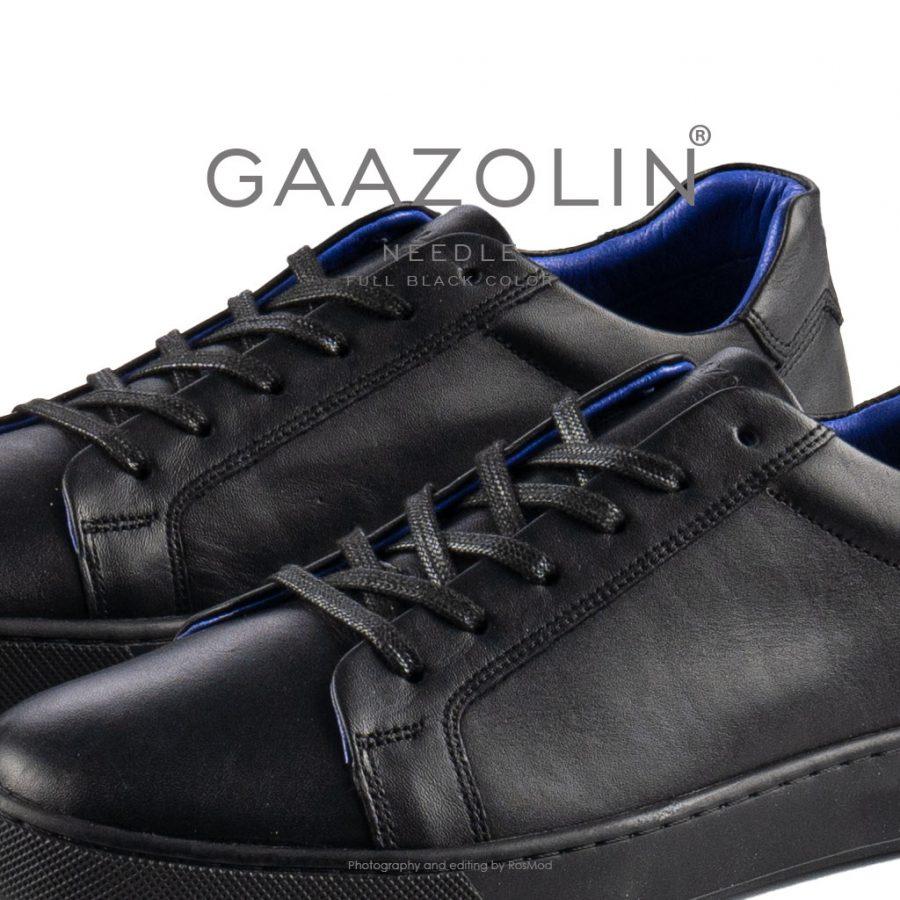 کتانی گازولین نیدل تمام مشکی – GAAZOLIN Needle Full Black