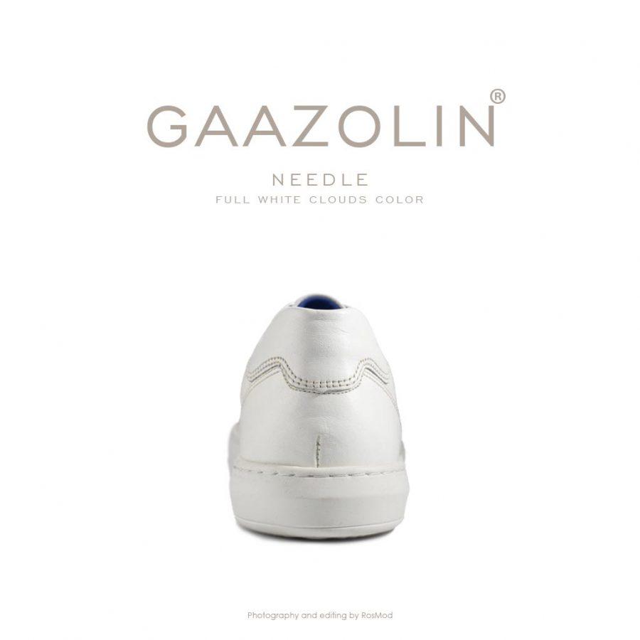 کتانی گازولین نیدل تمام سفید – GAAZOLIN Needle Full White Clouds