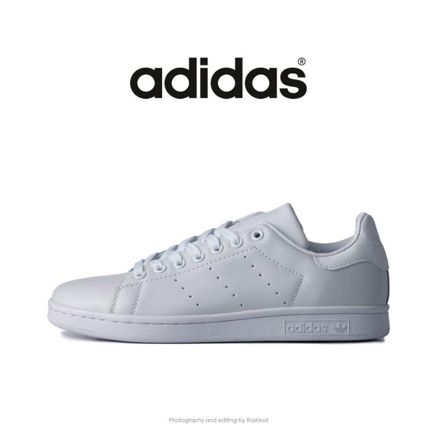 کتانی آدیداس استن اسمیت تمام سفید – Adidas Stan Smith Cloud White