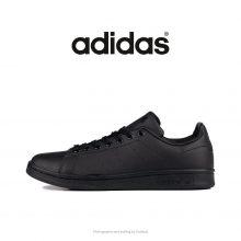 کتانی آدیداس استن اسمیت تمام مشکی - Adidas Stan Smith Core Black