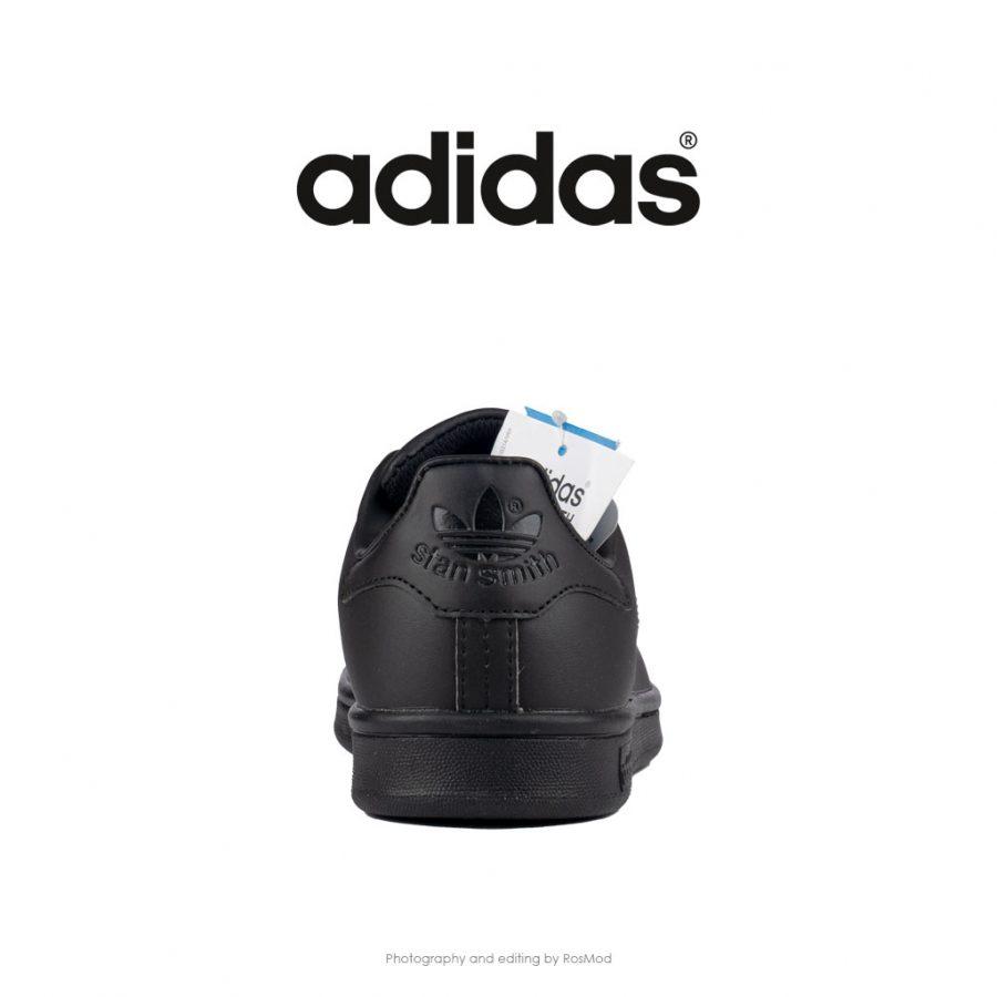 کتانی آدیداس استن اسمیت تمام مشکی – Adidas Stan Smith Core Black