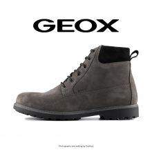 بوت - Geox Hiking Boots Norwolk DK Grey