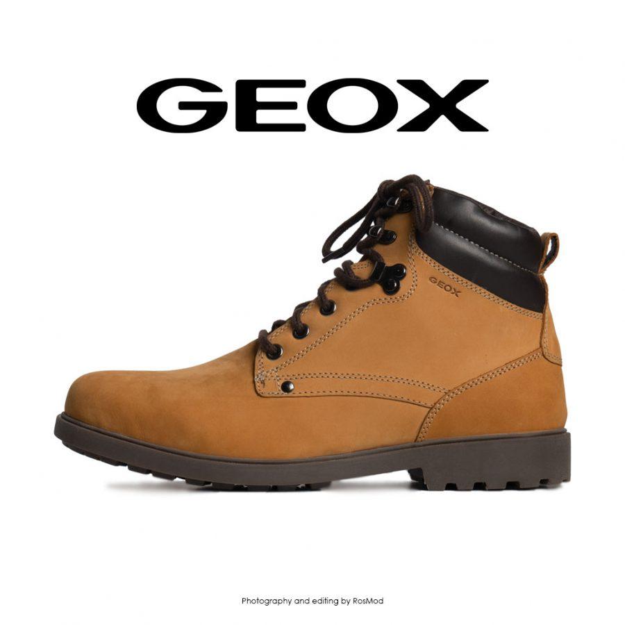 بوت – Geox Hiking Boots Norwolk Biscuit