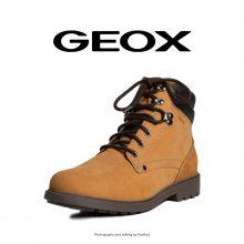بوت - Geox Hiking Boots Norwolk Biscuit