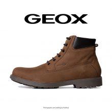 بوت - Geox Hiking Boots Rhadalf Dk Brown