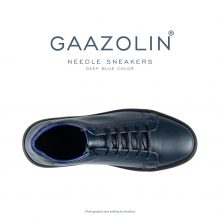 کتانی گازولین نیدل آبی ژرف - GAAZOLIN Needle Deep Blue