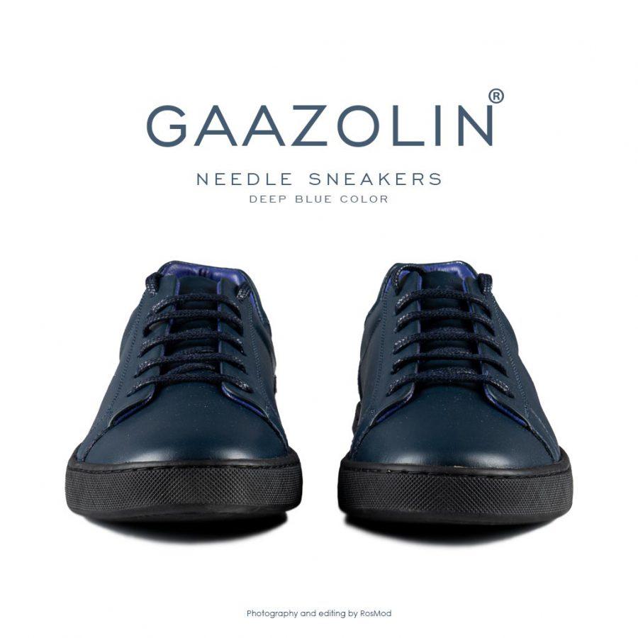 کتانی گازولین نیدل آبی ژرف – GAAZOLIN Needle Deep Blue