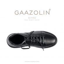 کتانی نیتروژن گازولین تمام مشکی - GAAZOLIN Nitro Full Black