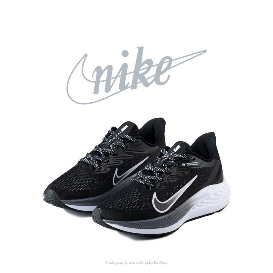 رانینگ زنانه نایکی وومرو 7 مشکی – Nike Air Zoom Vomero 7 Black