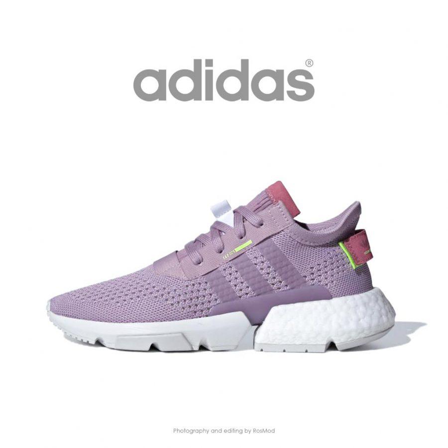 رانینگ آدیداس زنانه بنفش روشن – Adidas POD S3.1 Light Purple