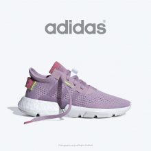رانینگ آدیداس زنانه بنفش روشن - Adidas POD S3.1 Light Purple