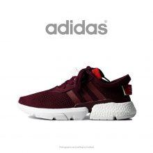 رانینگ آدیداس زنانه زرشکی تیره - Adidas POD S3.1 Burgundy