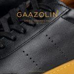 کتانی دریفت گازولین مشکی زرد – GAAZOLIN Drift Sneakers Black Yellow Color