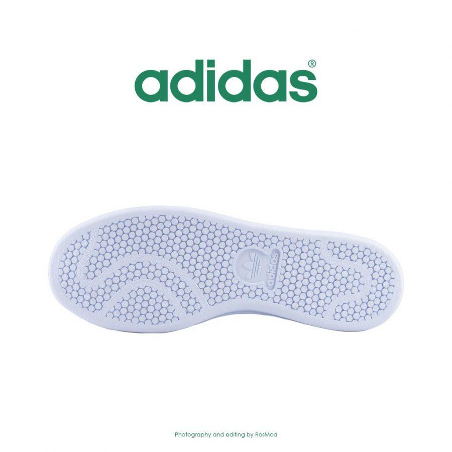 کتانی آدیداس استن اسمیت سفید سبز – Adidas Stan Smith White Cloud Green