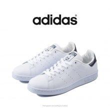 کتانی آدیداس استن اسمیت سفید سرمه ای - Adidas Stan Smith Cloud White Navy