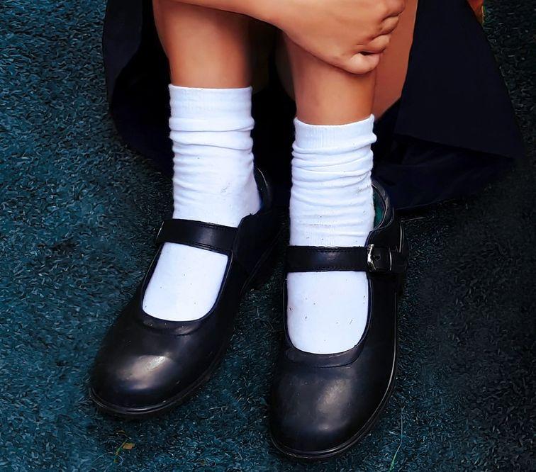 کفشهای مری جین