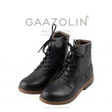 بوت مت گازولین مشکی - GAAZOLIN Math Boots Natural Black
