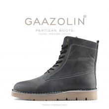 بوت پارتیزان گازولین دودی - GAAZOLIN Partisan Boots Grenade Smoke